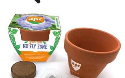 Hoe vraag ik een NO Fly Zone aan voor mijn boerderij?